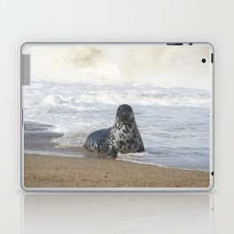 Come swim with me  Laptop & iPad Skin