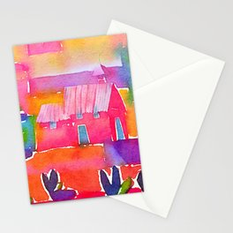 Church, Pilar New Mexico Stationery Cards