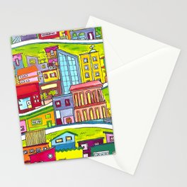 Casinhas Stationery Cards