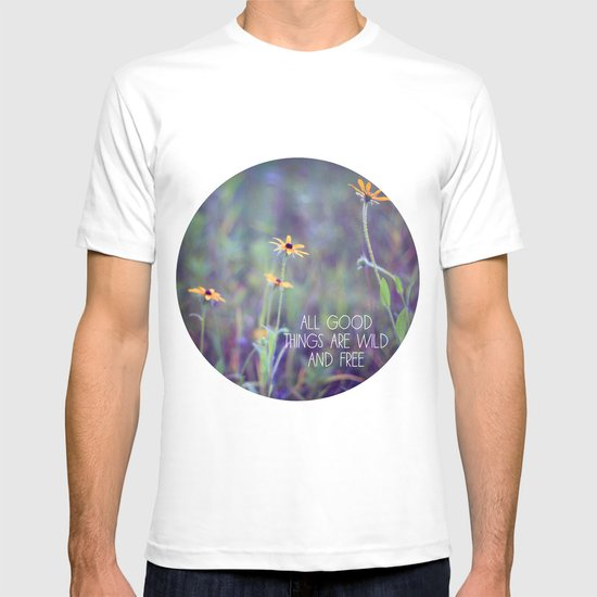 All Good Things (Daisy) T-shirt