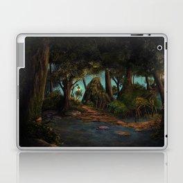 Old Adheer Swamp Laptop & iPad Skin