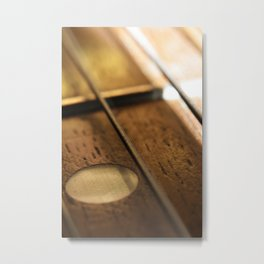 No strings attache  Metal Print