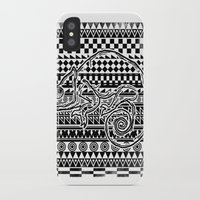 ethnic iPhone & iPod Cases featuring ethnic by jun salazar