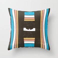 Next Dimension Throw Pillow