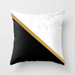 marmor Throw Pillow