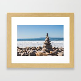 Summer Solstice Framed Art Print
