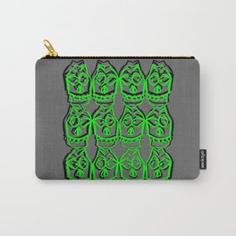 Ghost of skulls Carry-All Pouch