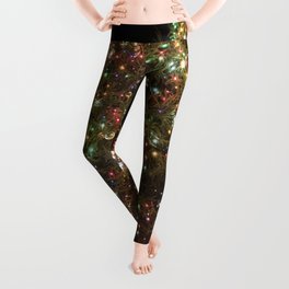 Rockport's Christmas tree Leggings
