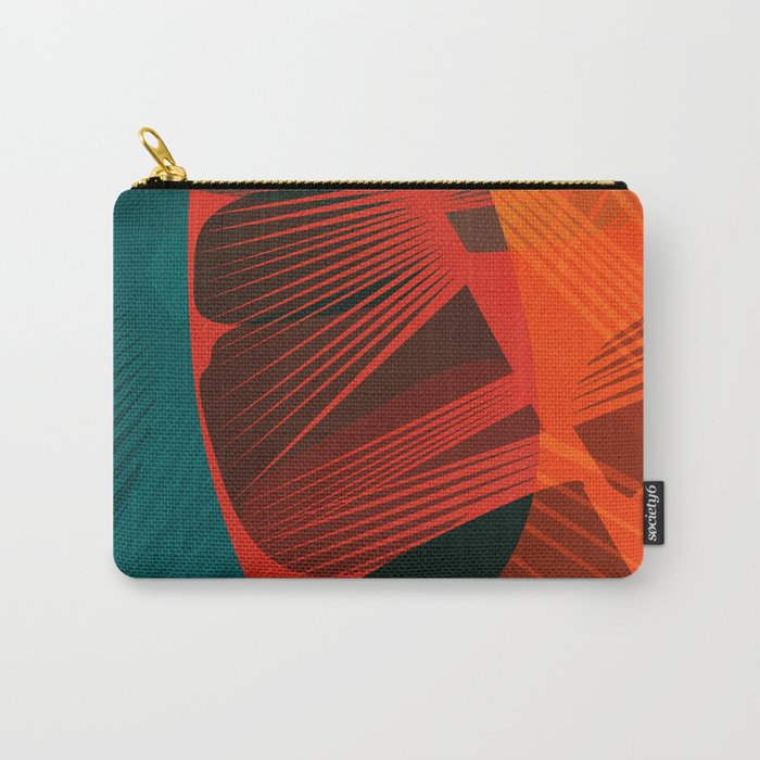 Autumn is for feathers Carry-All Pouch