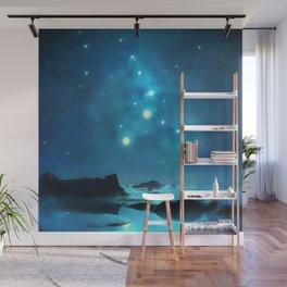 Star Gazing Wall Mural