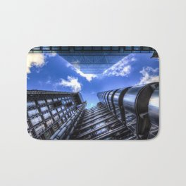 Lloyd's of London and the Cheesegrater Bath Mat