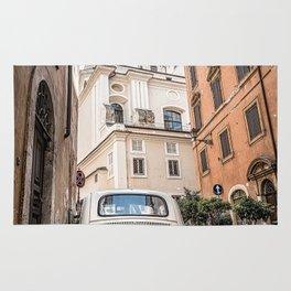 Fiat  in  Rome Rug