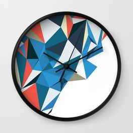 V.A. Pattern Wall Clock