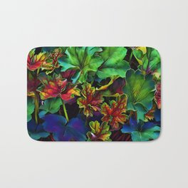 Colorful Color Bath Mat