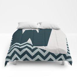 W. Comforters