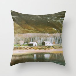 rivervalley Throw Pillow