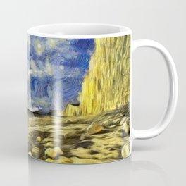 Birling Gap And Seven Sisters Van Gogh Coffee Mug