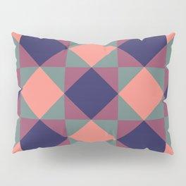 Native Patchwork Pattern Osiris Pillow Sham