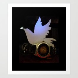 Time For Peace On Earth Art Print
