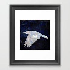 The rook #III Framed Art Print