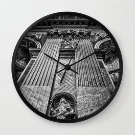 Saint Peter's Basilica - Vatican City - Rome I Wall Clock