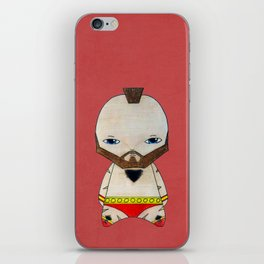 A Boy - Zangief iPhone Skin