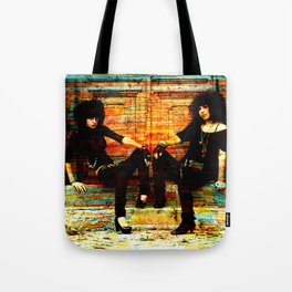 21ST CENTURY LAVERNE AND SHIRLEY Tote Bag