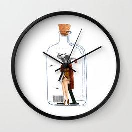 Inerte. Wall Clock
