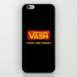 vash iPhone Skin