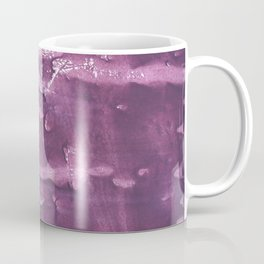 Dark purple painting Coffee Mug