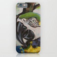 Macaw Pair Slim Case iPhone 6s