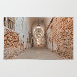 Prison Corridor Rug