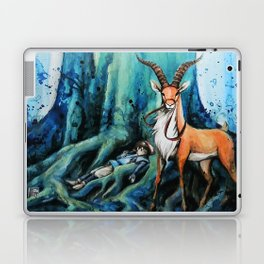 """At the tree's feet"" Laptop & iPad Skin"