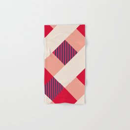 Geometric Pattern 03 Hand & Bath Towel