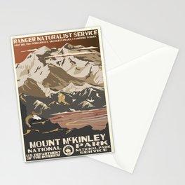 National Parks 2050: Denali Stationery Cards
