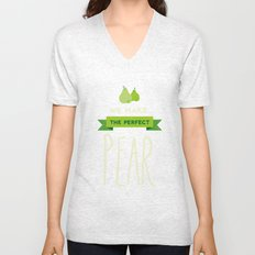 The perfect pear Unisex V-Neck