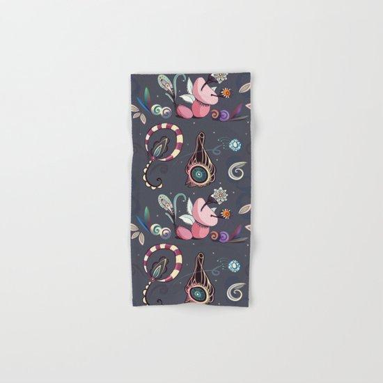 camtric fantasy pattern Hand & Bath Towel