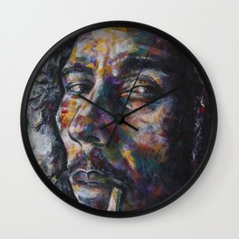 Jamming Wall Clock