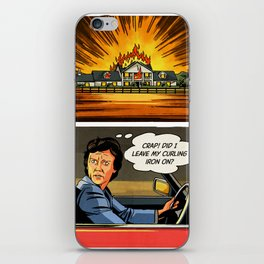 DALLAS – Bobby's Secret iPhone Skin