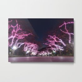 Ueno Park - Tokyo Metal Print