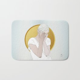 OUR INVENTIONS (Rest Your Head) Bath Mat