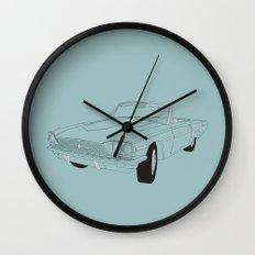 1966 Ford Thunderbird Wall Clock