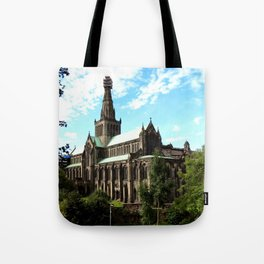 Glasgow Cathedral Tote Bag