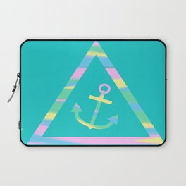 Triangle Anchor Laptop Sleeve