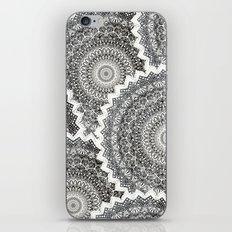 WINTER MANDALAS iPhone & iPod Skin