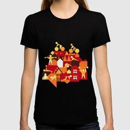 Indoors & outdoors (summer) T-shirt