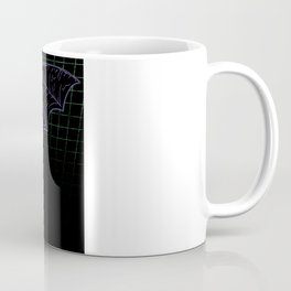 Neon Bat Coffee Mug