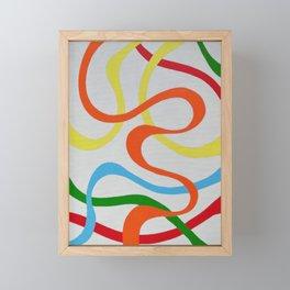 Farbwerk 56 Framed Mini Art Print