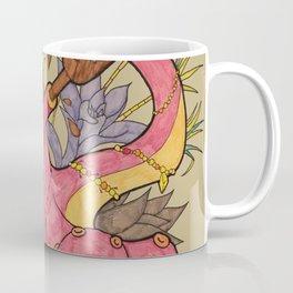 octopus king light Coffee Mug