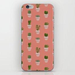 Cacti & Succulents iPhone Skin